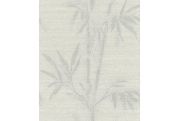 Rasch Tapete Mandalay Motiv 529166 Silber