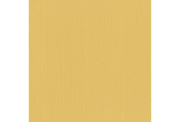 Rasch Tapete Perfecto V 834390 Gelb 0.53 x 10.05 m