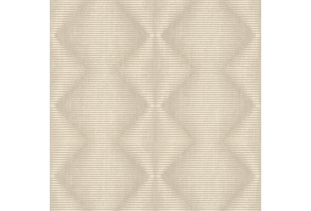 Rasch Tapete Selection Vinyl/Vlies 406436 Beige 0.53 x 10.05 m