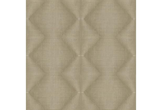 Rasch Tapete Selection Vinyl/Vlies 406443 Grün 0.53 x 10.05 m