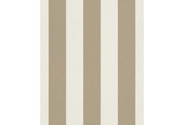 Rasch Vlies Tapete Muster & Motive 542349 Glam Beige-sand 0.53 x 10.05 m