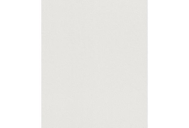 Rasch Vliestapete, 415346, weiß