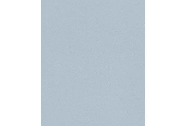 Rasch Vliestapete Blue Velvet Uni 610147