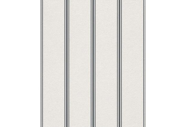 Rasch Vliestapete Streifen 858907