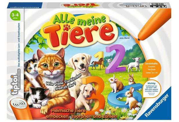 Ravensburger Alle meine Tiere