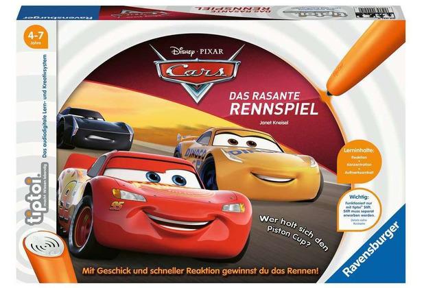 Ravensburger Cars  Das rasante Rennspiel
