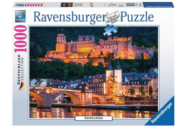 Ravensburger Deutschland Collection - Heidelberger Abendstimmung