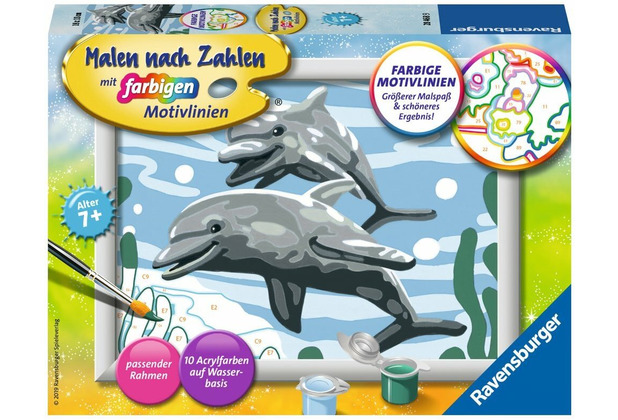 Ravensburger Freundliche Delfine