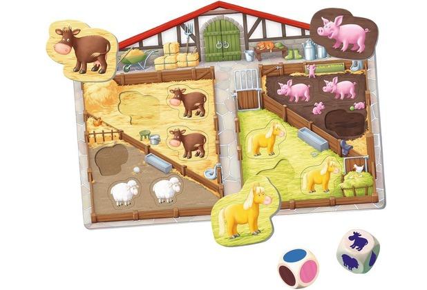 Ravensburger ministeps - Unser Bauernhof-Spiel