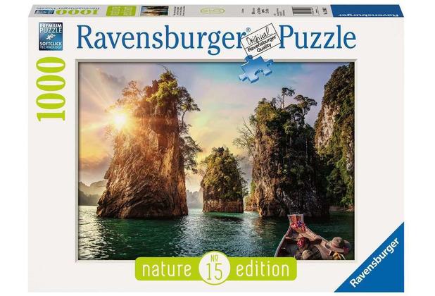 Ravensburger Nature Edition - Three rocks in Cheow, Thailand