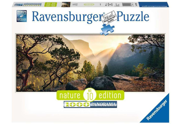 Ravensburger Nature Edition - Yosemite Park