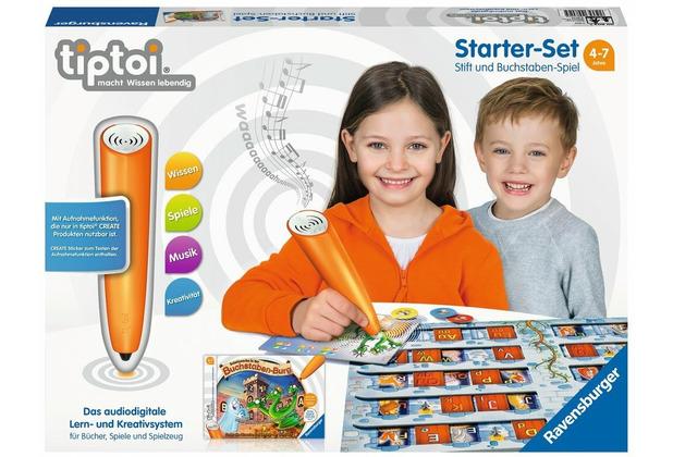 Ravensburger Starter-Set: Stift und Buchstaben-Spiel