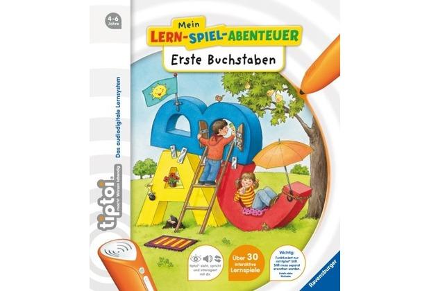 Ravensburger tiptoi Buch Erste Buchstaben