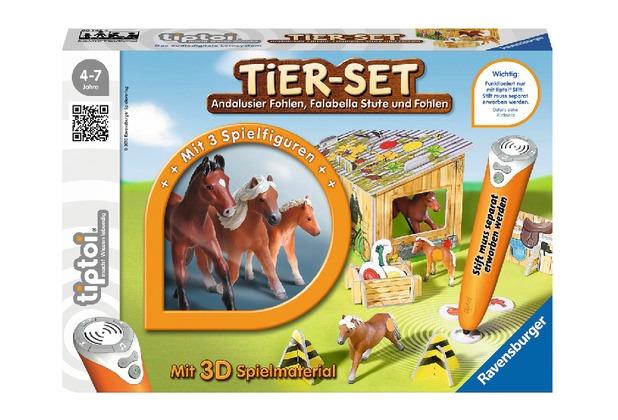 Ravensburger tiptoi - Tier-Set Falabella