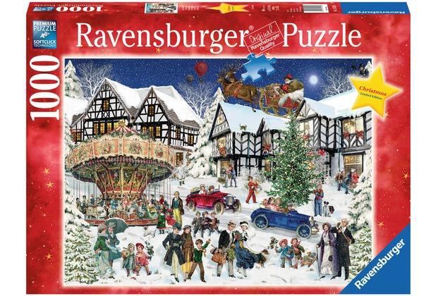 Ravensburger Verschneites Dorf