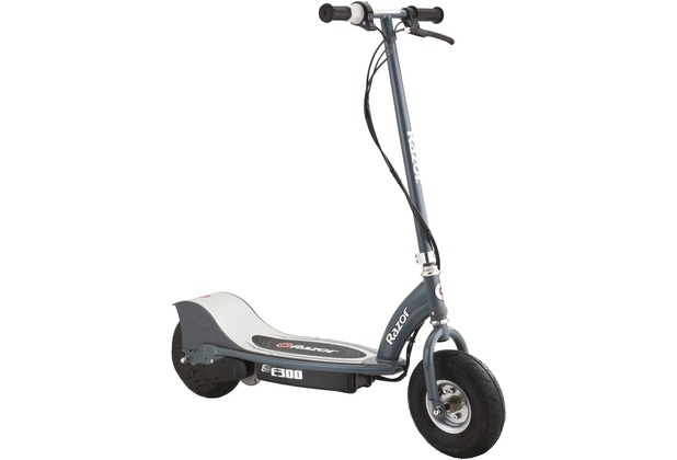 Razor E300 Electric Scooter - Grau/Matt