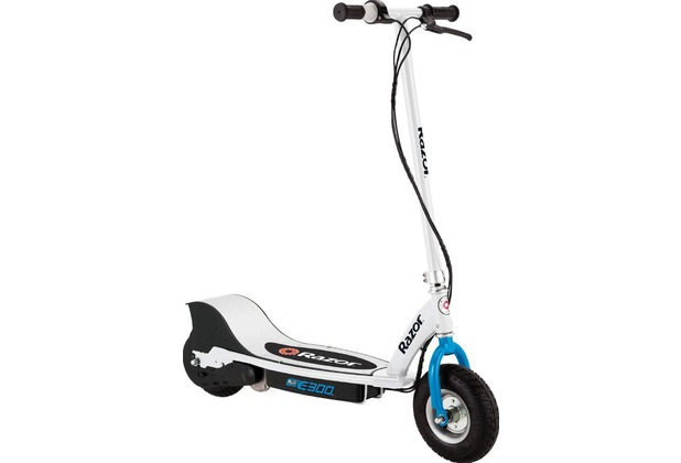 Razor E300 Electric Scooter Weiß