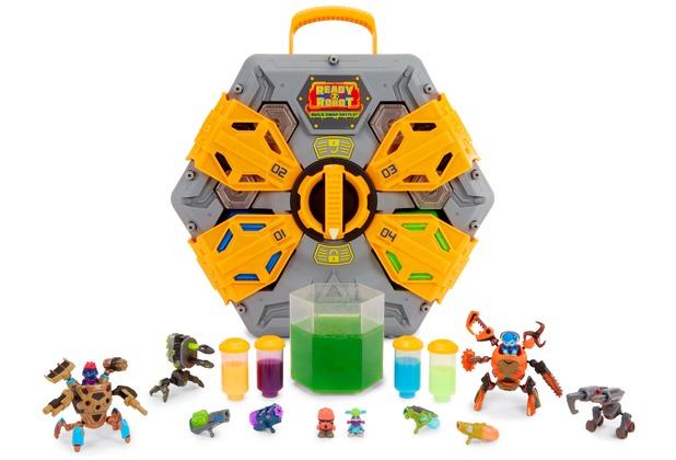 Ready2Robot Big Slime Battle