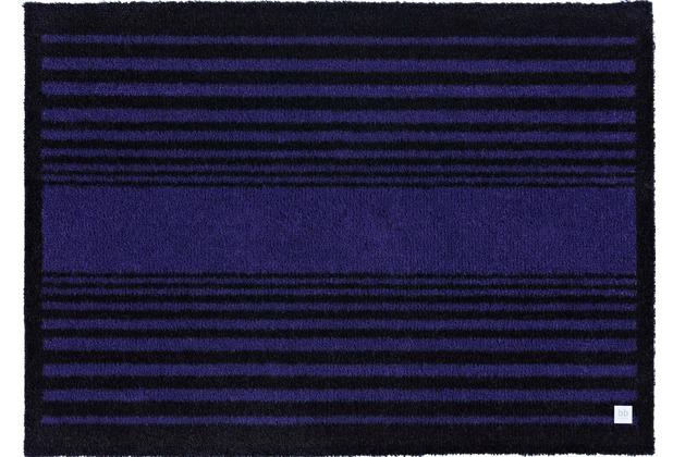 Barbara Becker Fußmatte BB Line blackberry 39 x 58 cm