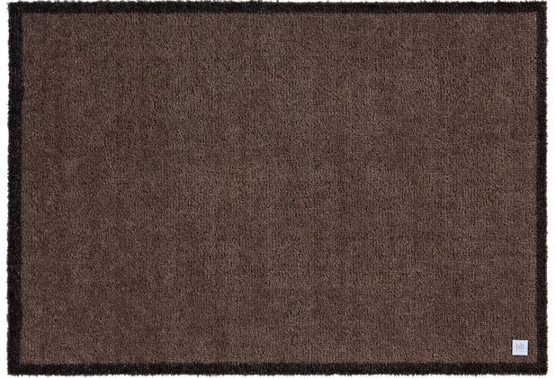 Barbara Becker Fußmatten BB Touch sandy brown 39 x 58 cm