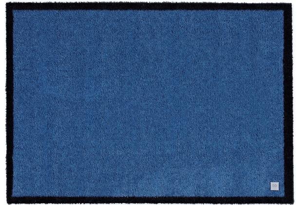Barbara Becker Fußmatten BB Touch true blue 39 x 58 cm
