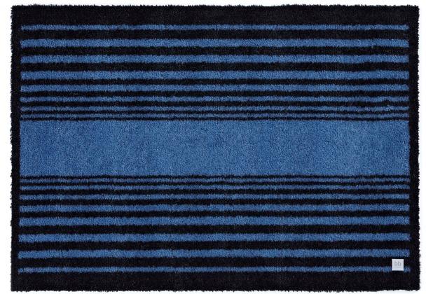 Barbara Becker Fußmatte BB Line true blue 39 x 58 cm