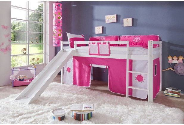 relita Seitenkissen Pink-Sonne