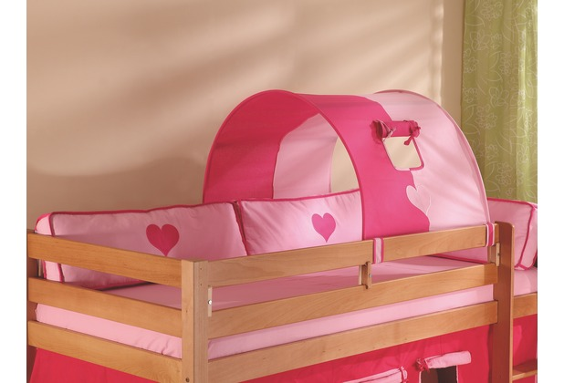 relita Seitenkissen pink/Herz