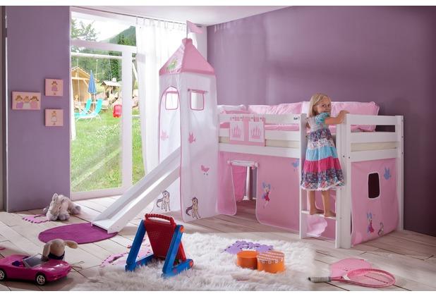 relita Stoffset mit Turm für Betten mit Rutsche, Princess