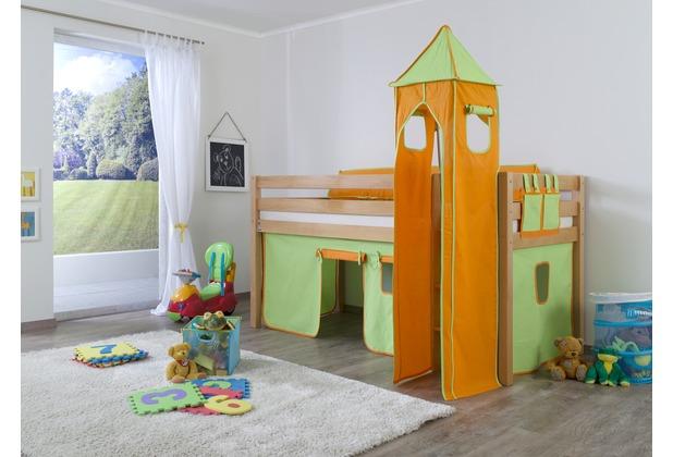 relita Turm-Set klein grün/orange