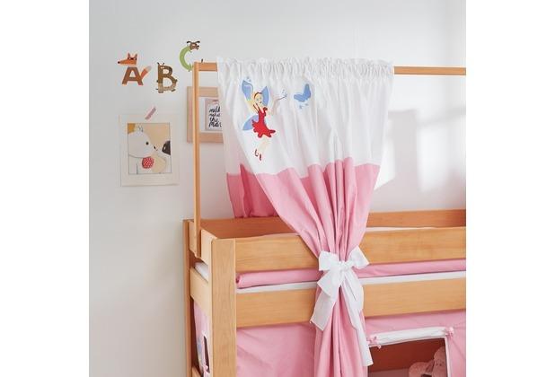 relita Zeltstoffset für Spielbett LEO, Prinzess Princess