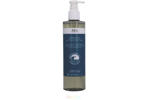 Ren Atlantic Anti-Fatigue Body Wash - 300 ml