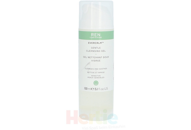 Ren Evercalm Gentle Cleansing Gel Sensative 150 ml