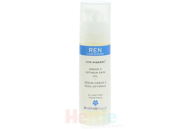 Ren Omega 3 Optinum Skin Oil All Skin Types 30 ml