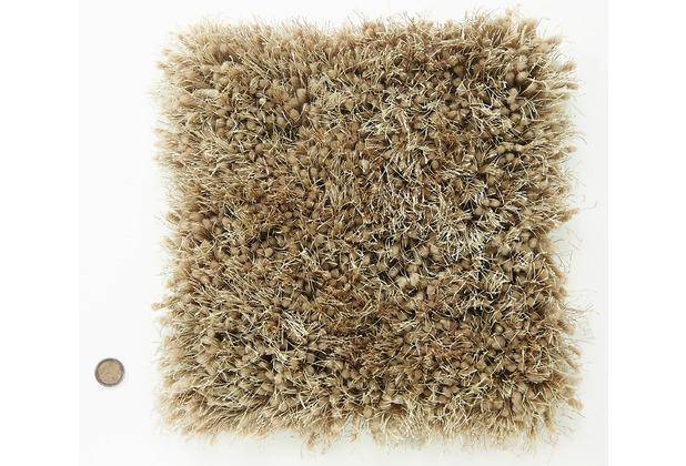 Kaiya Hochflor-Teppich Residence 13 beige Wunschmaß