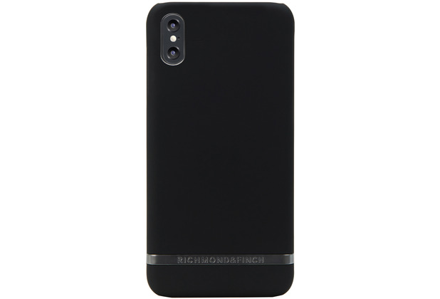 Richmond & Finch Black Out for iPhone X schwarz