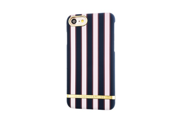 Richmond & Finch Flamingo Stripes for iPhone 7 / 8 orange