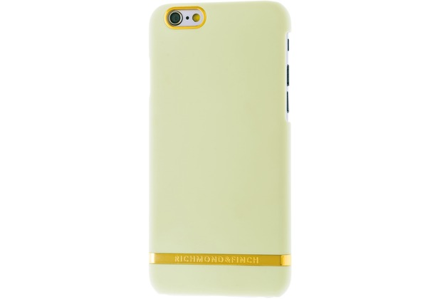 Richmond & Finch Satin for iPhone 6/6s pistachio