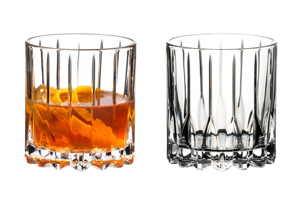 Riedel BAR DSG RETAIL NEAT GLASS 2er-Set