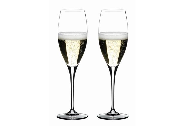 Riedel Heart to Heart Champagner Glas 330 ml 2er Set