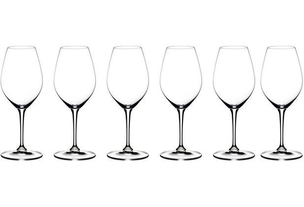 Riedel Vinum Champagne Wine Glass 265 JAHRE 6er Set