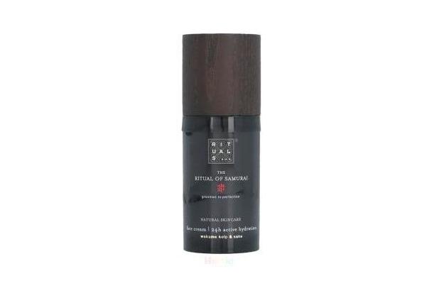 Rituals Samurai Face Cream 24H Active Hydration Wakame Kelp & Sake 50 ml