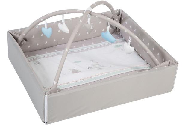 Roba Baby Nest mit Spielbogen Indibär