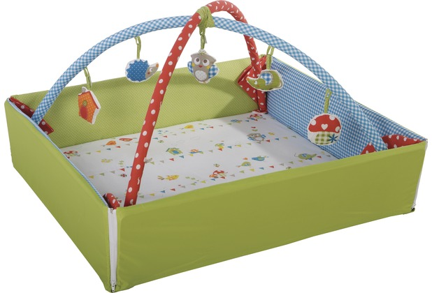 """Roba Baby Nest mit Spielbogen \""""Waldhochzeit\"""""""