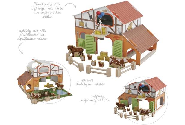 Roba Bauernhof steckbar