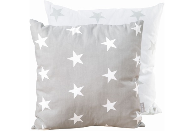 Roba Dekokissen 40x40 cm Little Stars