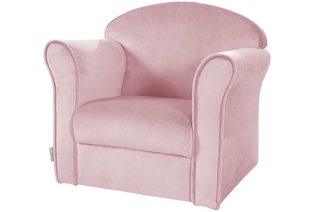 Roba Kindersessel rosa, geschlossenes Design