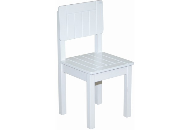 roba kinderstuhl weiss lackiert. Black Bedroom Furniture Sets. Home Design Ideas