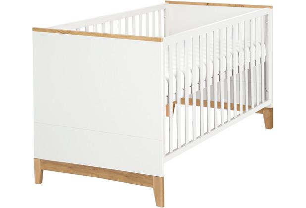 Roba Kombi-Kinderbett, 70x140 cm Finn