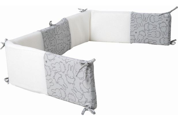 Roba Nestchen Air PLUS \'safe asleep\' Miffy safe asleep®